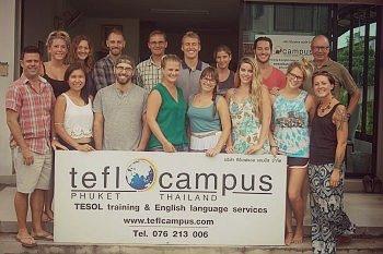 TEFL certification, TEFL Campus, TEFL course, TEFL certification in Thailand, TEFL certification in Phuket, best TEFL certification